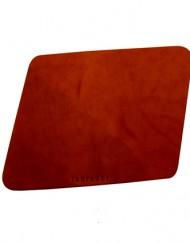 tapis de souris-labrador-cuir-cadeau-design