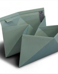 Conférencier porte documents en fibres de cellulose