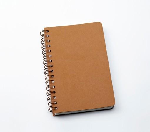 Carnet de note-spirale-papier recyclé-lakange-labrador.4
