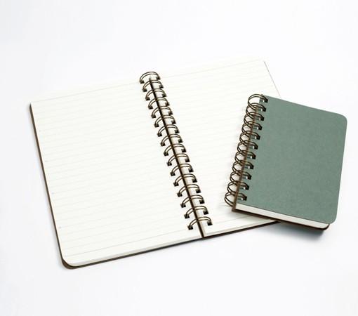 Carnet de note-spirale-papier recyclé-lakange-labrador.6jpg