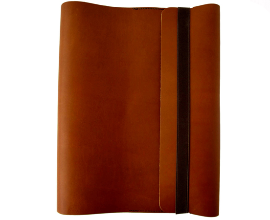 Conférencier en cuir – Porte documents professionnel