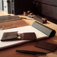 agenda-conferencier-a4-carnet-note-cuir-organizer-carnets-cadeau-affaire-lakange-labrador-elastique