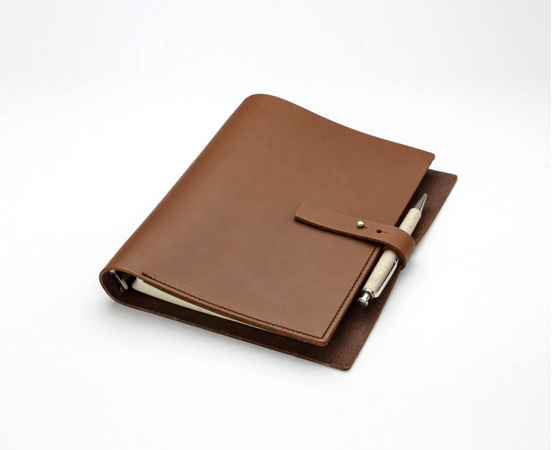 agenda-organizer-carnet de note-carnet à dessin-carnet de voyage-cuir-labrador1