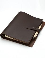 agenda-organizer-carnet de note-carnet à dessin-carnet de voyage-cuir-labrador