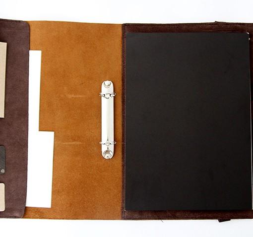 conférencier-lakange-classeur-labrador-cuir-design-chir-a4-carnet de note-etui Ipad-cadeau-affaire (3)