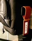 etiquette à bagage cuir-maroquinerie-lakange-labrador-article voyage cuir- porte étiquette à bagage en cuir.4