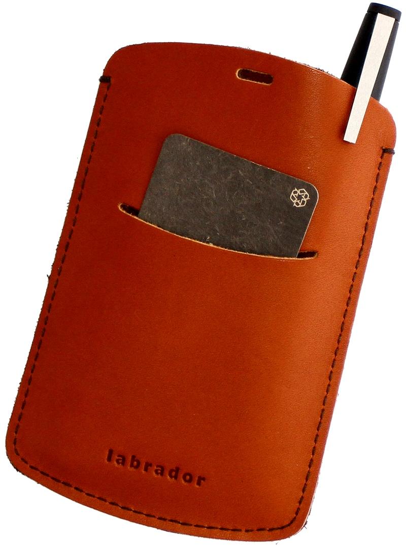 Etui pour t l phone portable en cuir avec porte carte - Etui telephone portable ...