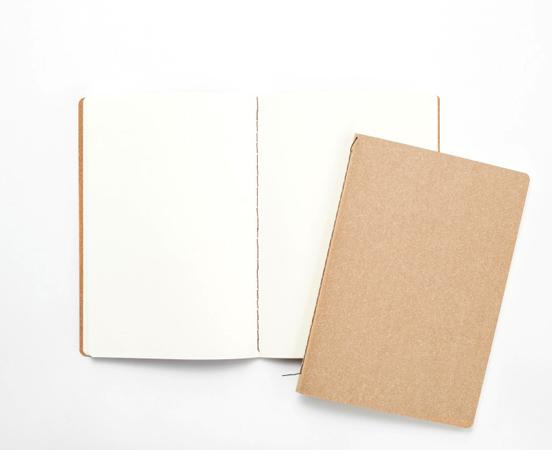 carnet de notes en cuir recycl renote cahiers cologiques a5 et a7. Black Bedroom Furniture Sets. Home Design Ideas