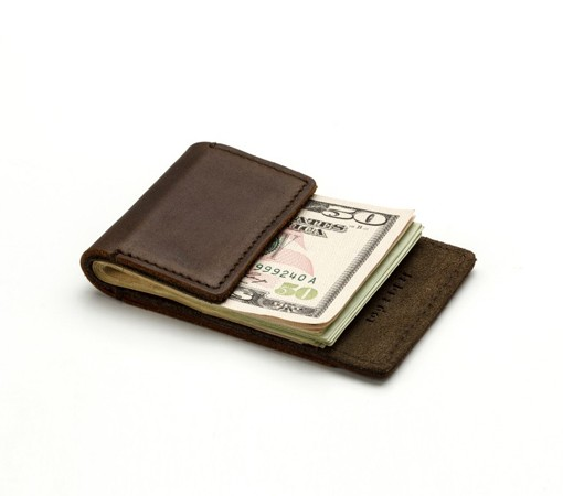 pince à billet cuir-cuir-lakange-labrador-money clip leather