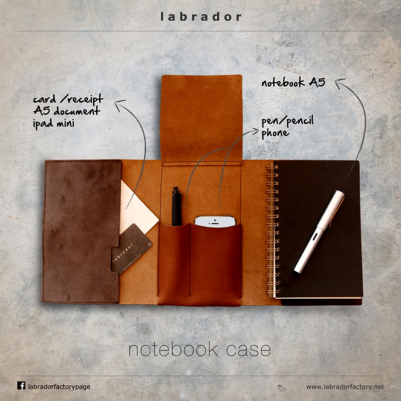 porte carnet stylos et cartes en cuir. Black Bedroom Furniture Sets. Home Design Ideas