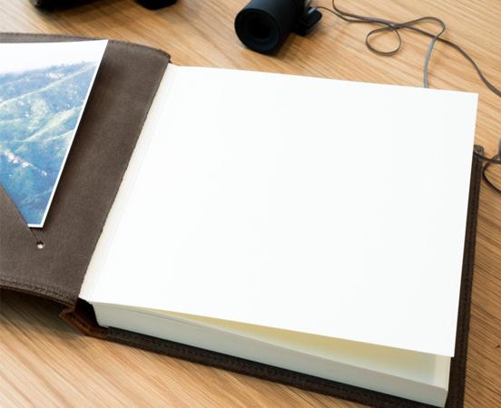 Recharges papier pour carnets Livre d'or