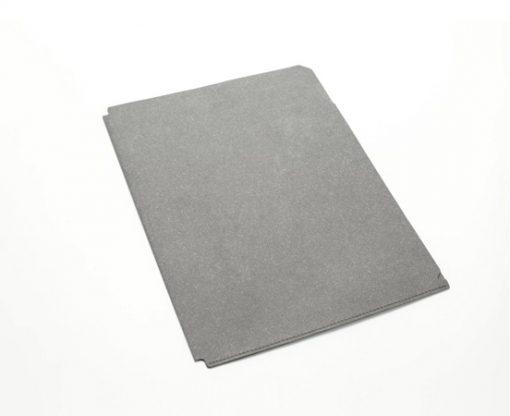 Porte documents en cuir recycl avec intercalaire labrador - Porte document pour bureau ...