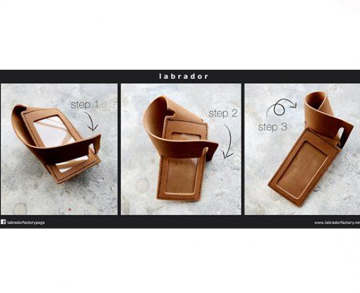 porte-etiquette-bagage-cuir-cadeau-affaire-lakange-labrador