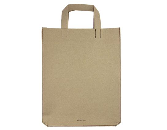 Tote bag en cuir recyclé – Shopping bag