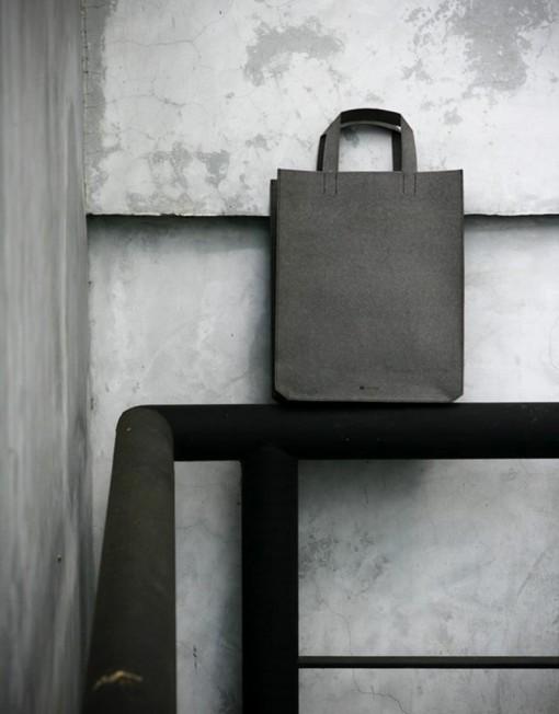 sac-cuir-recycle-shopping bag-lakange-labrador-design