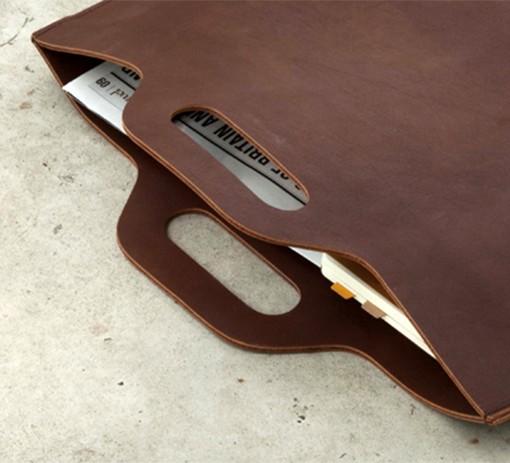 sacoche en cuir porte documents. Black Bedroom Furniture Sets. Home Design Ideas