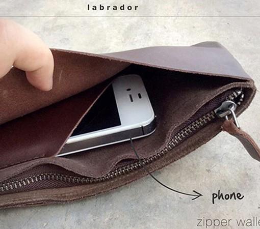 portefeuille cuir-pochette cuir-etui téléphone cuir3