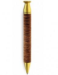 carnet de note-cuir-papier-recyclé-chic-design-lakange-labrador-stylo (4)