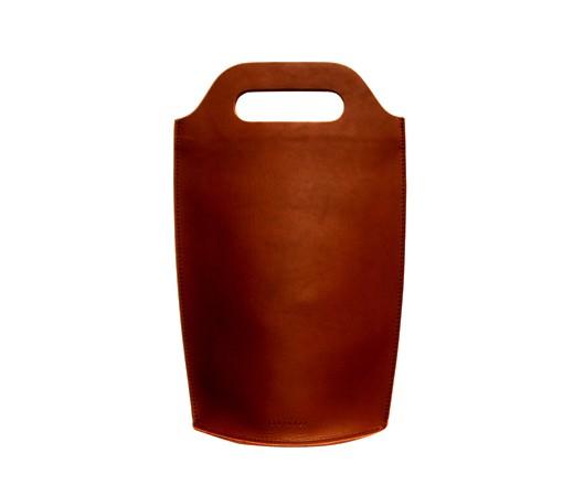 sac porte bouteille cuir - sac seau cuir; cuir lakange - labrador