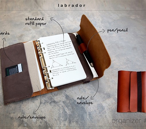 carnet de note en cuir fermeture lastique. Black Bedroom Furniture Sets. Home Design Ideas