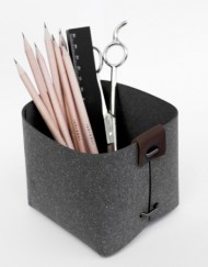 pot-crayon-vide-poche-accessoires-bureau-lakange-labrador-cuir-recycle