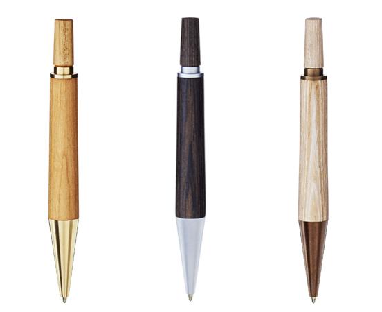 stylo bois-stylos bille bois- e+m