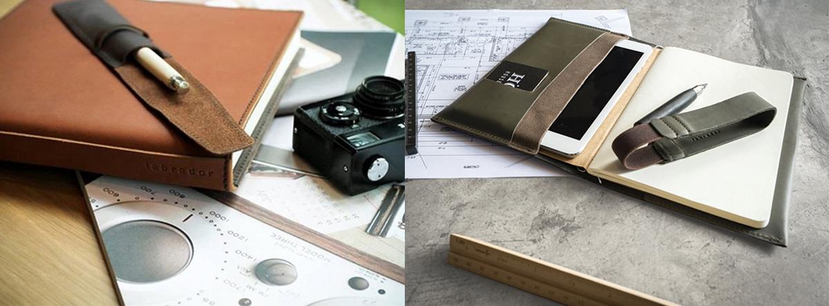 carnet-papeterie-cuir-agenda-organizer-carnets-notes-cuir-lakange-labrardor-maroquinerie-cadeau-affaires