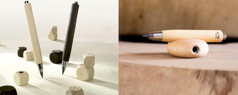 stylos-stylo-bille-bois-cadeau-affaire-lakange-em-porte-mine-dessin-ecriture