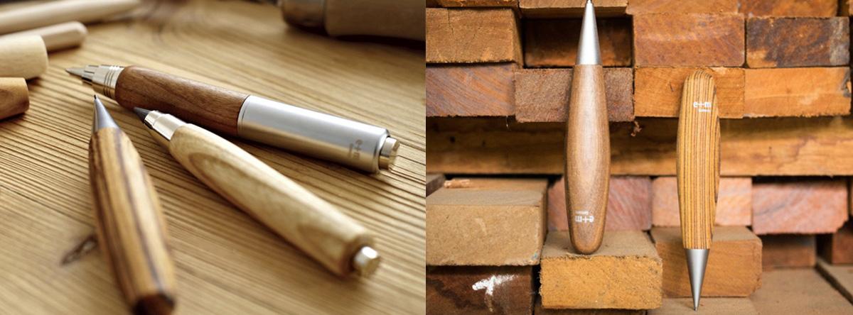 stylos-stylo-bille-bois-cadeau-affaire-lakange-em-porte-mine-dessin-ecriture-15