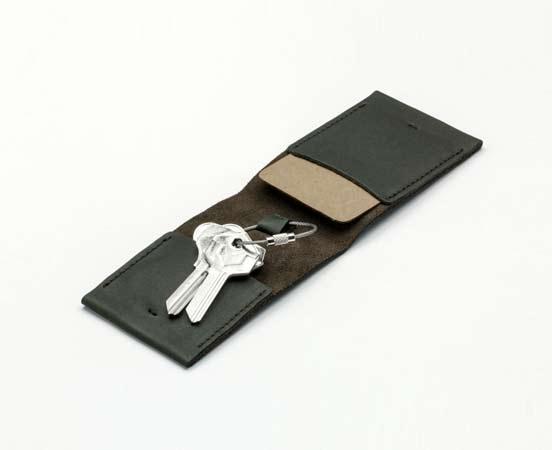 Etui porte-clés cuir