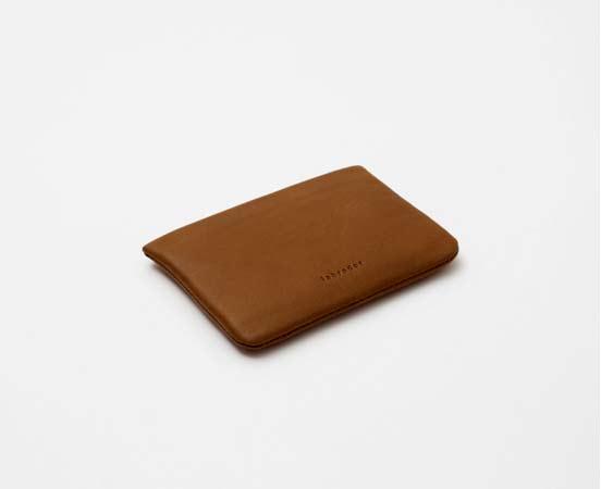 Porte monnaie – porte cartes en cuir Snap