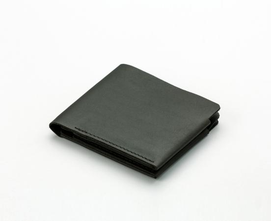 Portefeuille plat en cuir #2